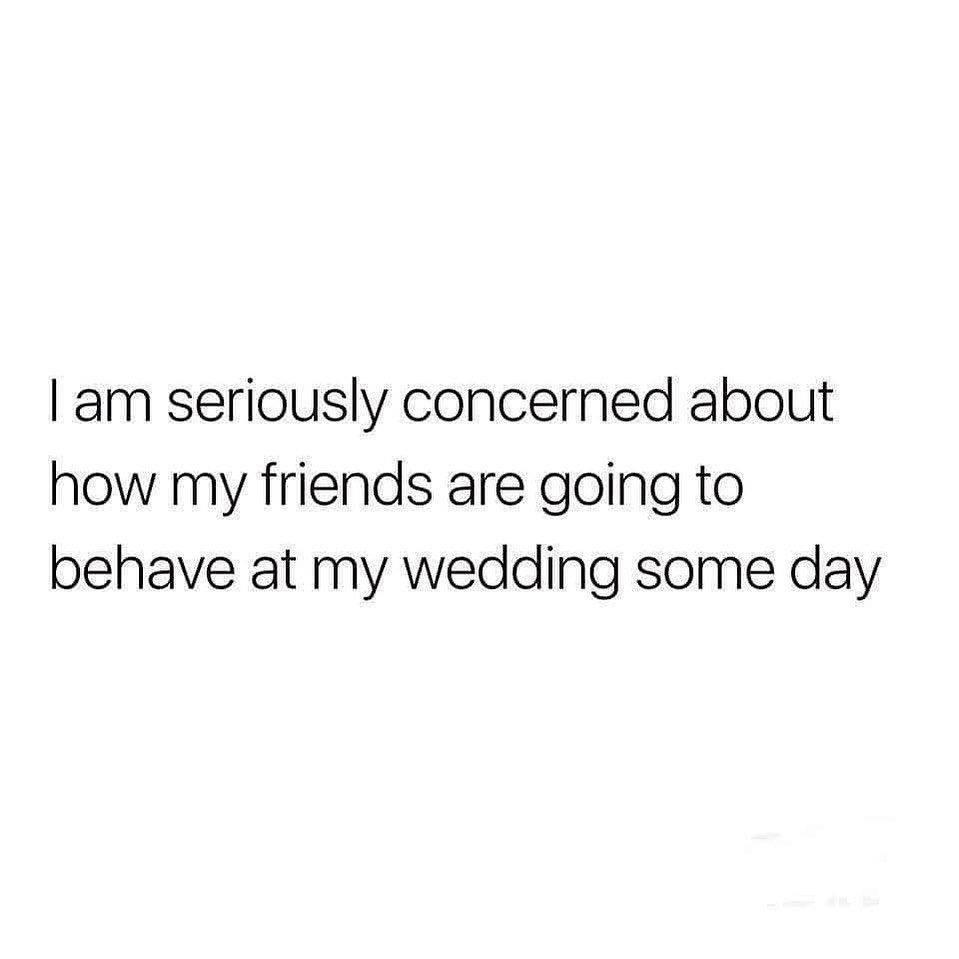 I Am Seriously...