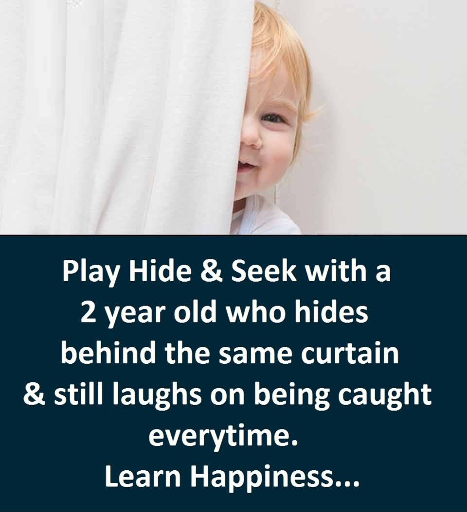 Play Hide & Seek...