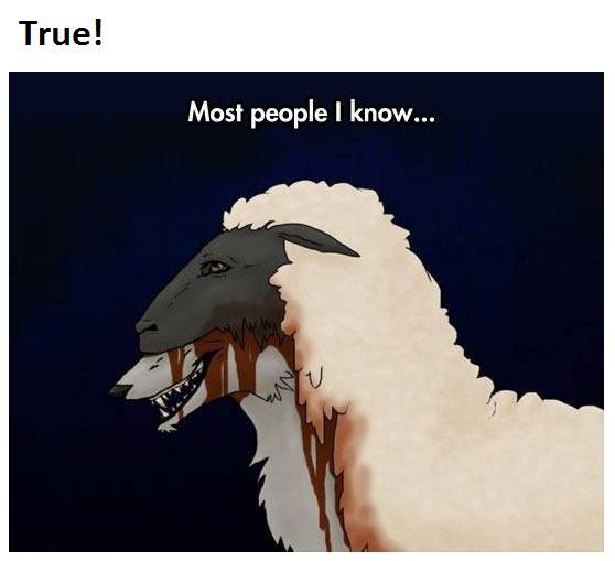 Most People I...