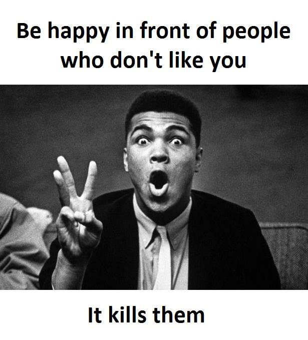 Be Happy In...