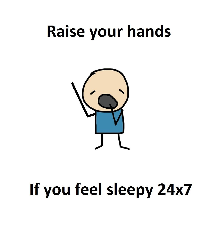 Raise Your Hands...