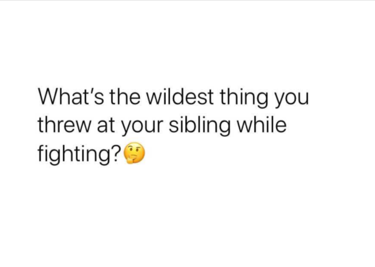 What's The Wildest...