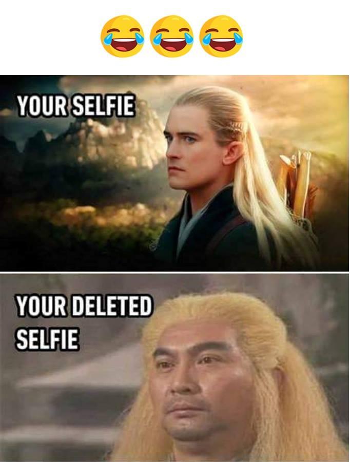 Your Deleted Selfie...