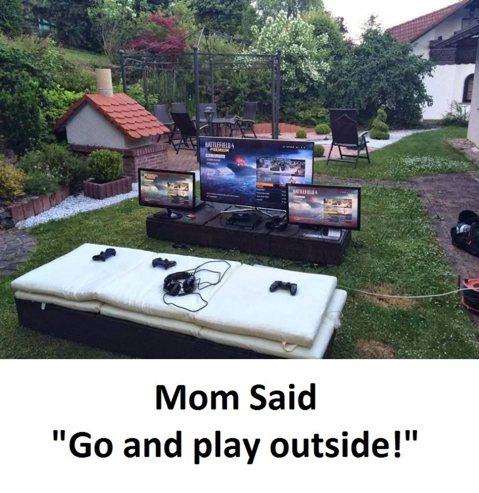 Mom Said...