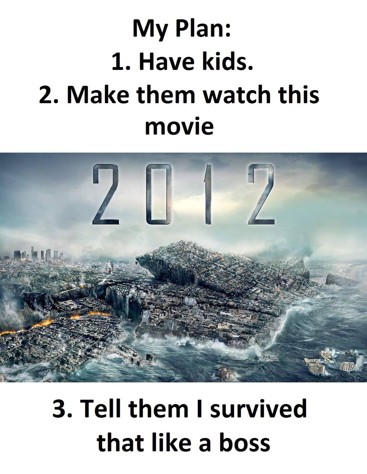 My Plan...