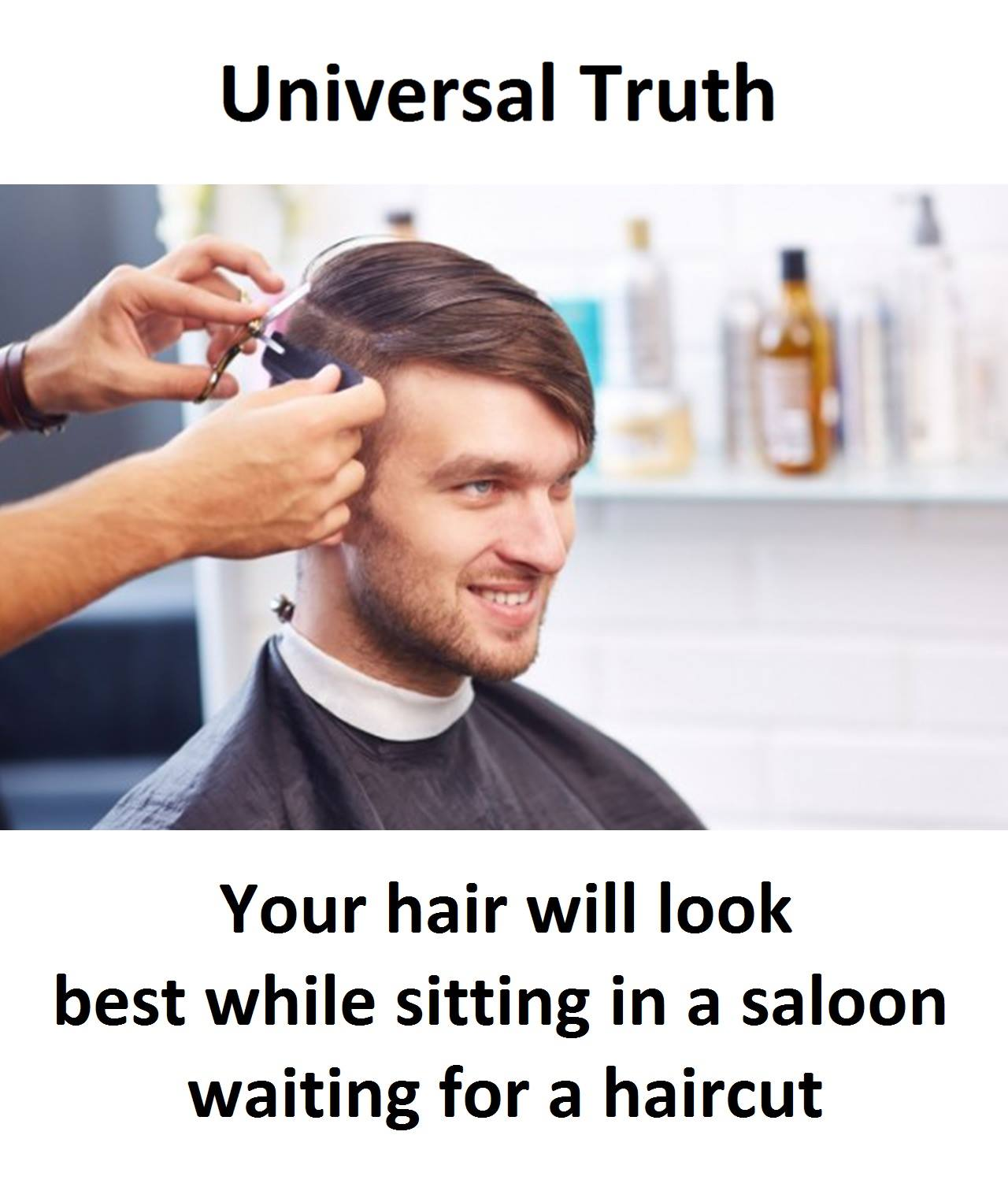 Your Hair Will...