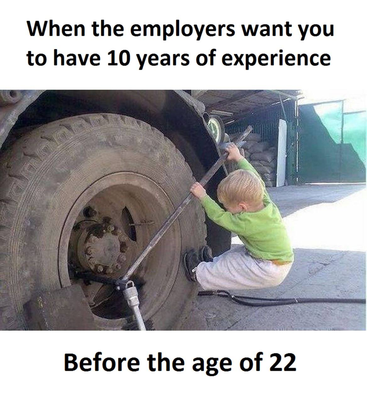 When The Employers...