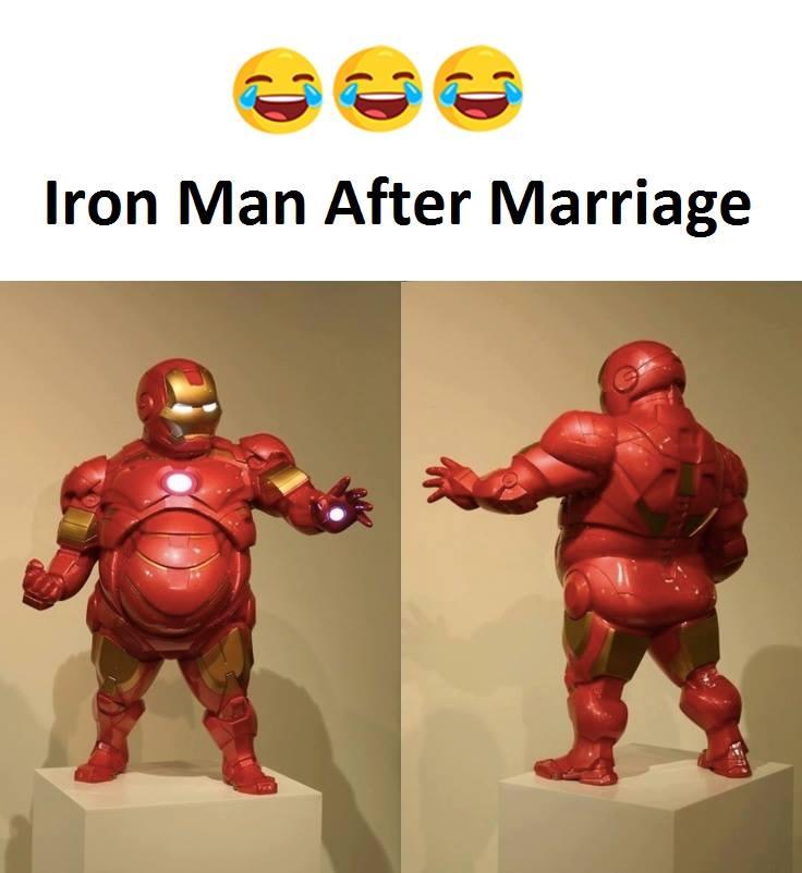 Iron Man After...
