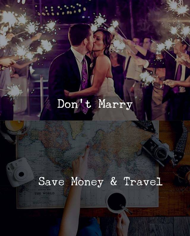 Don't Marry...