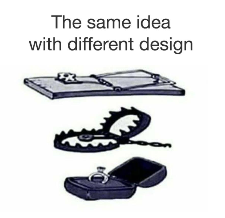 The Same Idea...