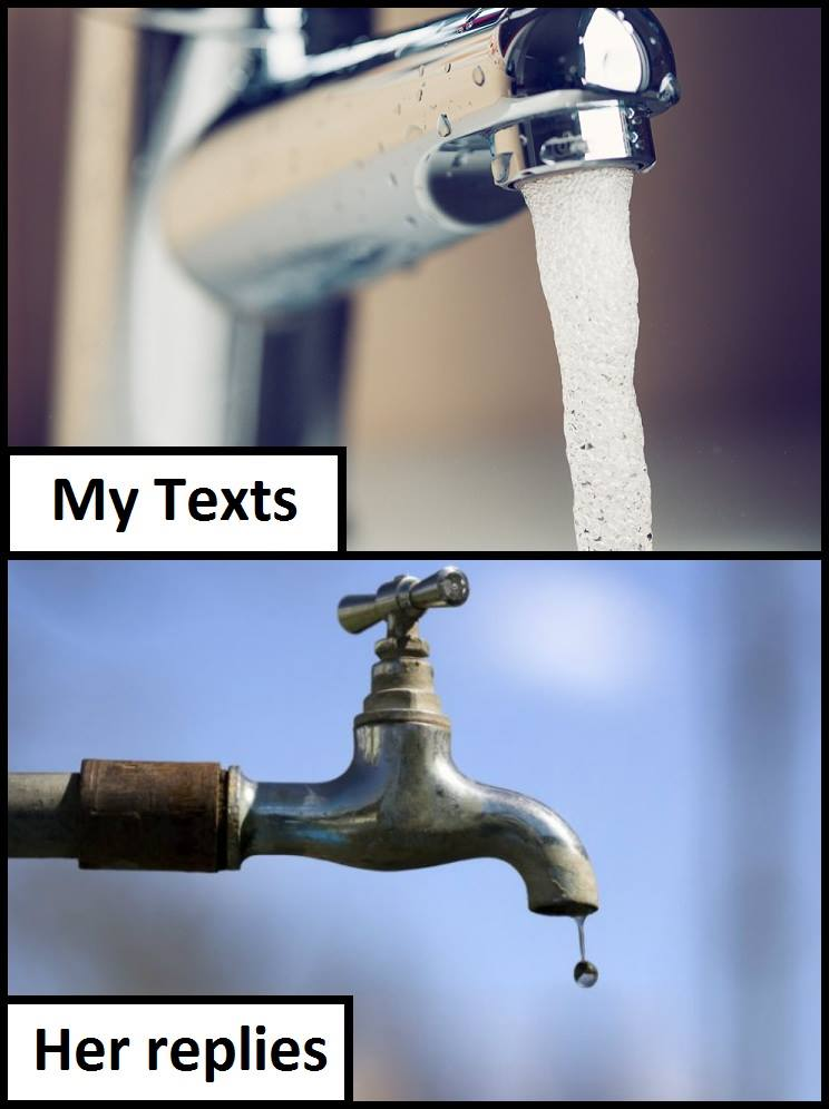 My Texts, Her...