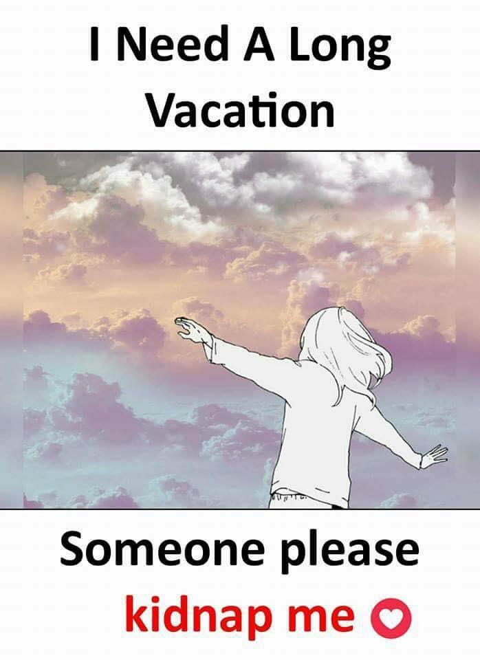 I Need A...