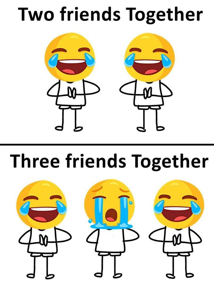 Two Friends Together...