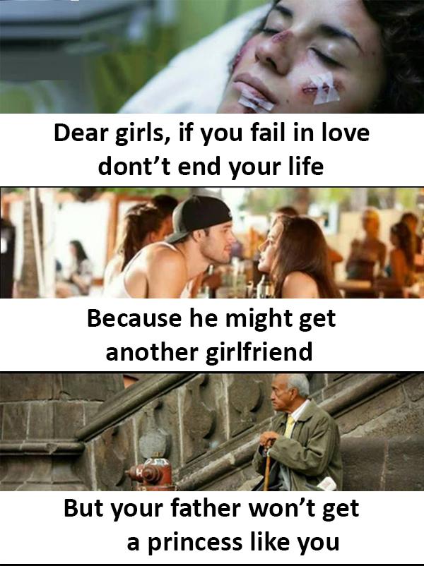 Dear Girls, If...