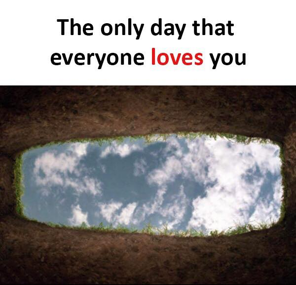 The Only Day...