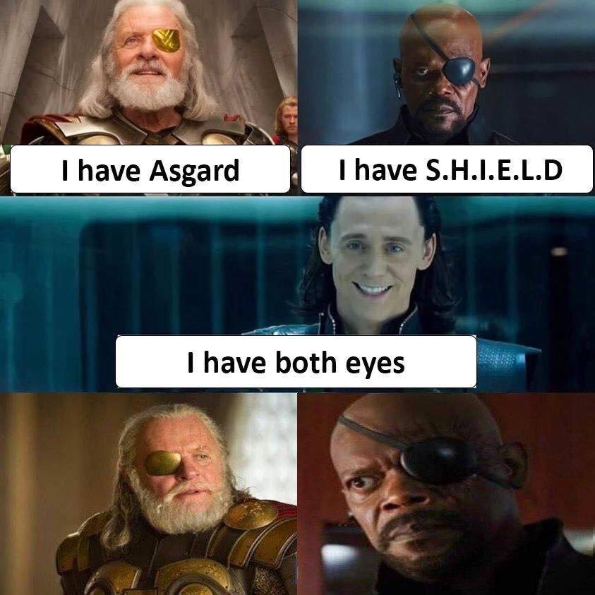 I Have Asgard...