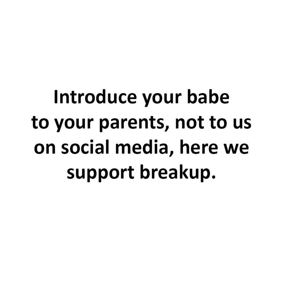 Introduce Your Babe...