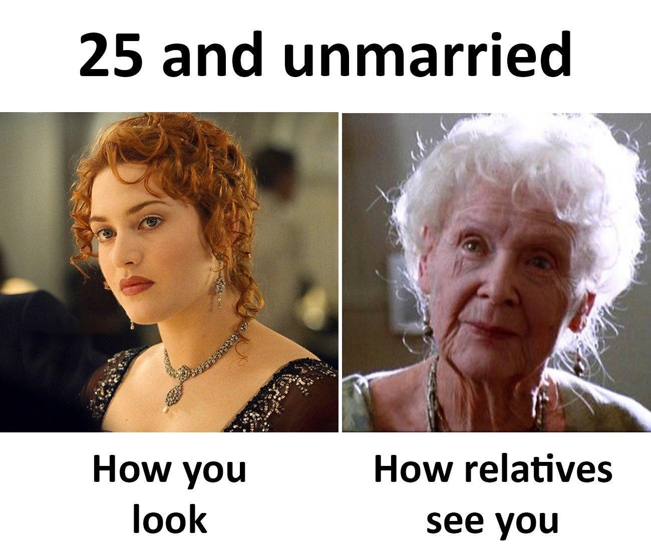 25 And Unmarried...