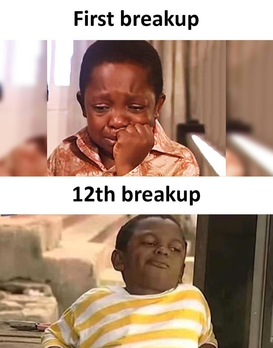 First Breakup...