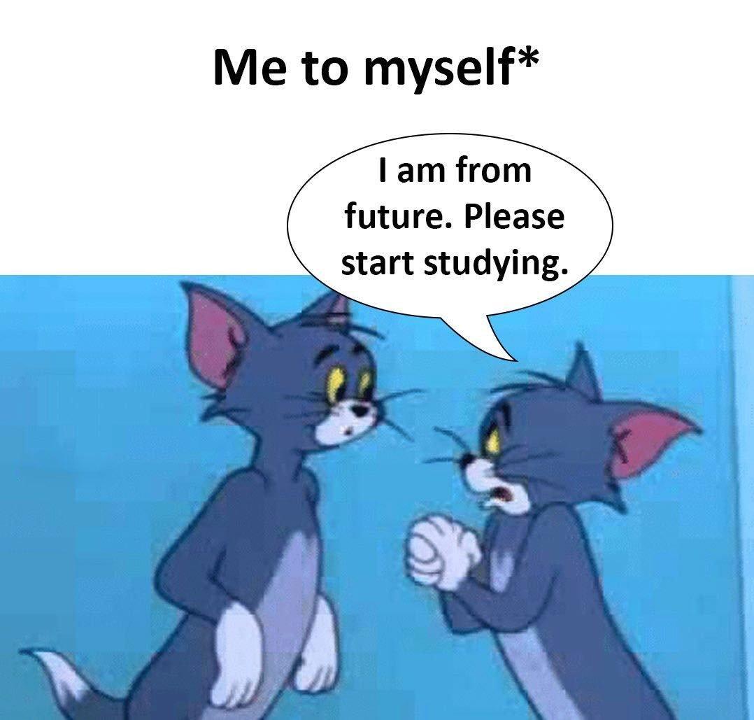Me To Myself...