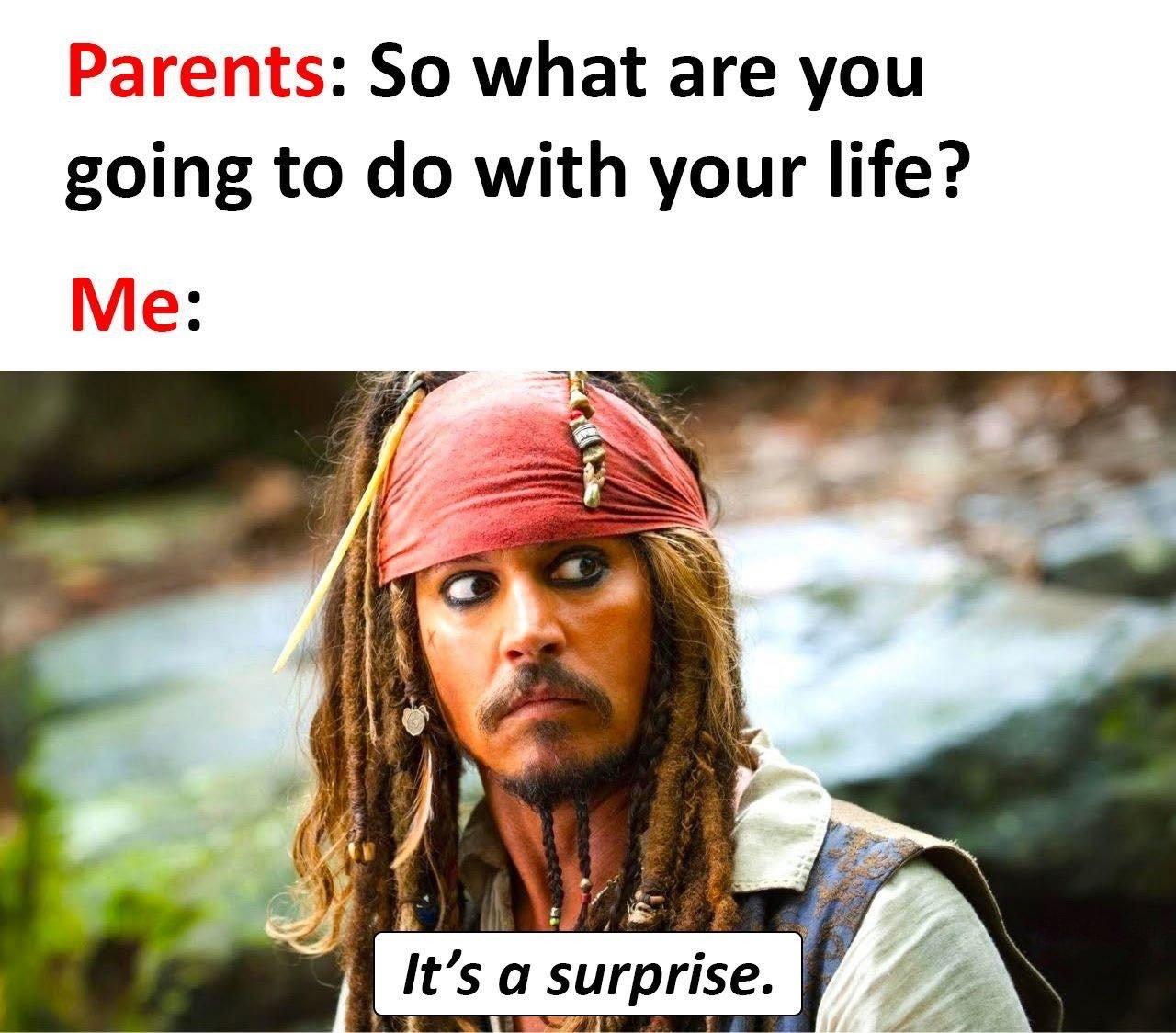 Parents: So What...