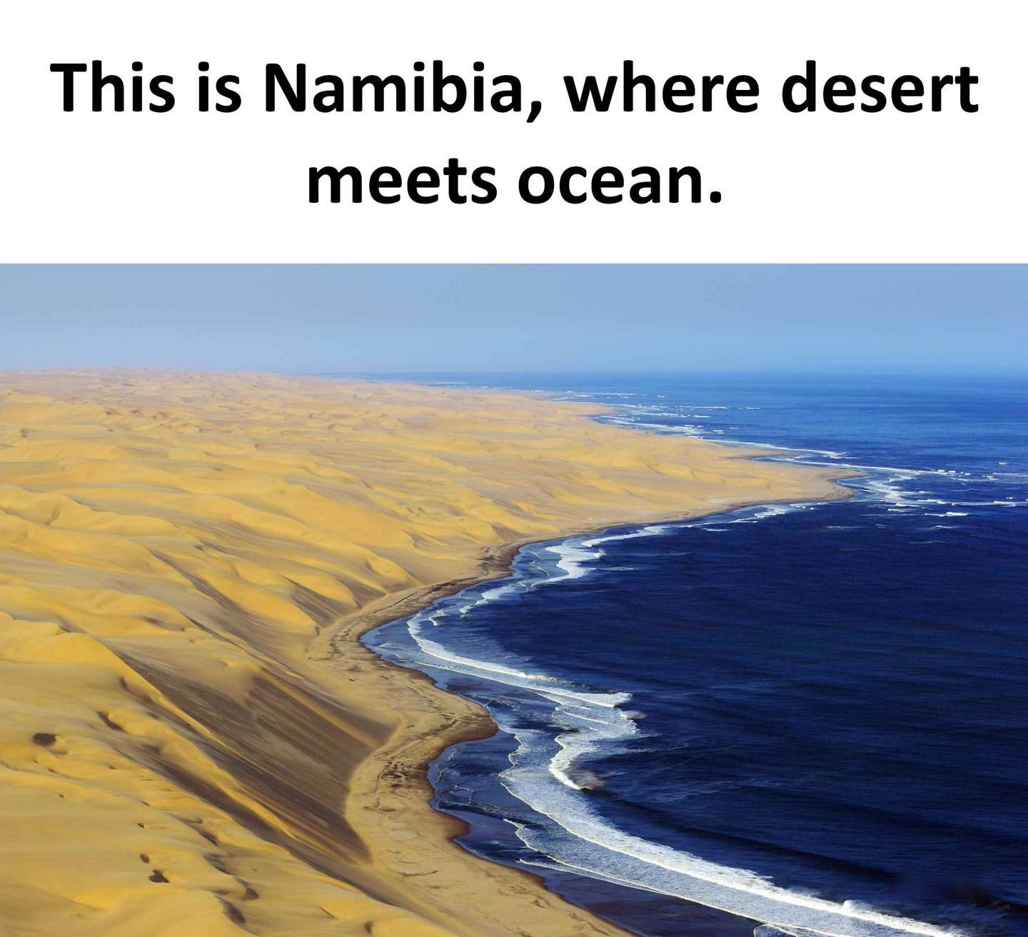 This Is Namibia...