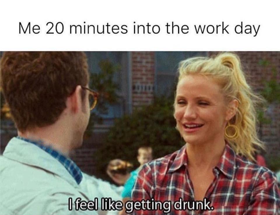 Me 20 Minutes...