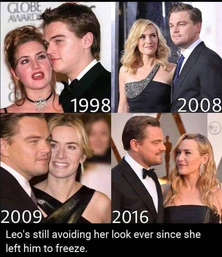 Leo's Still Avoiding...