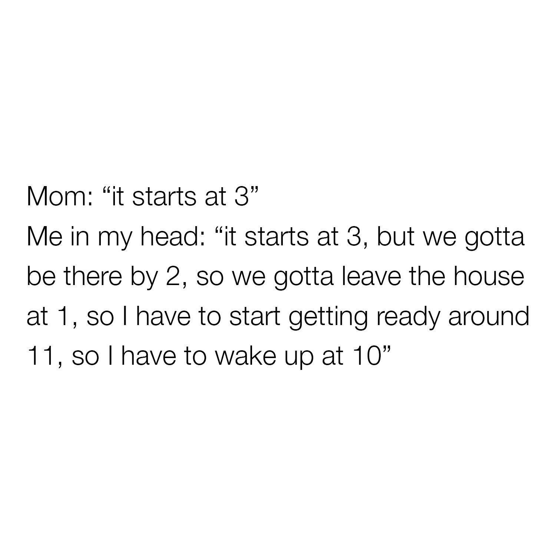 "Mom:"" It Starts..."