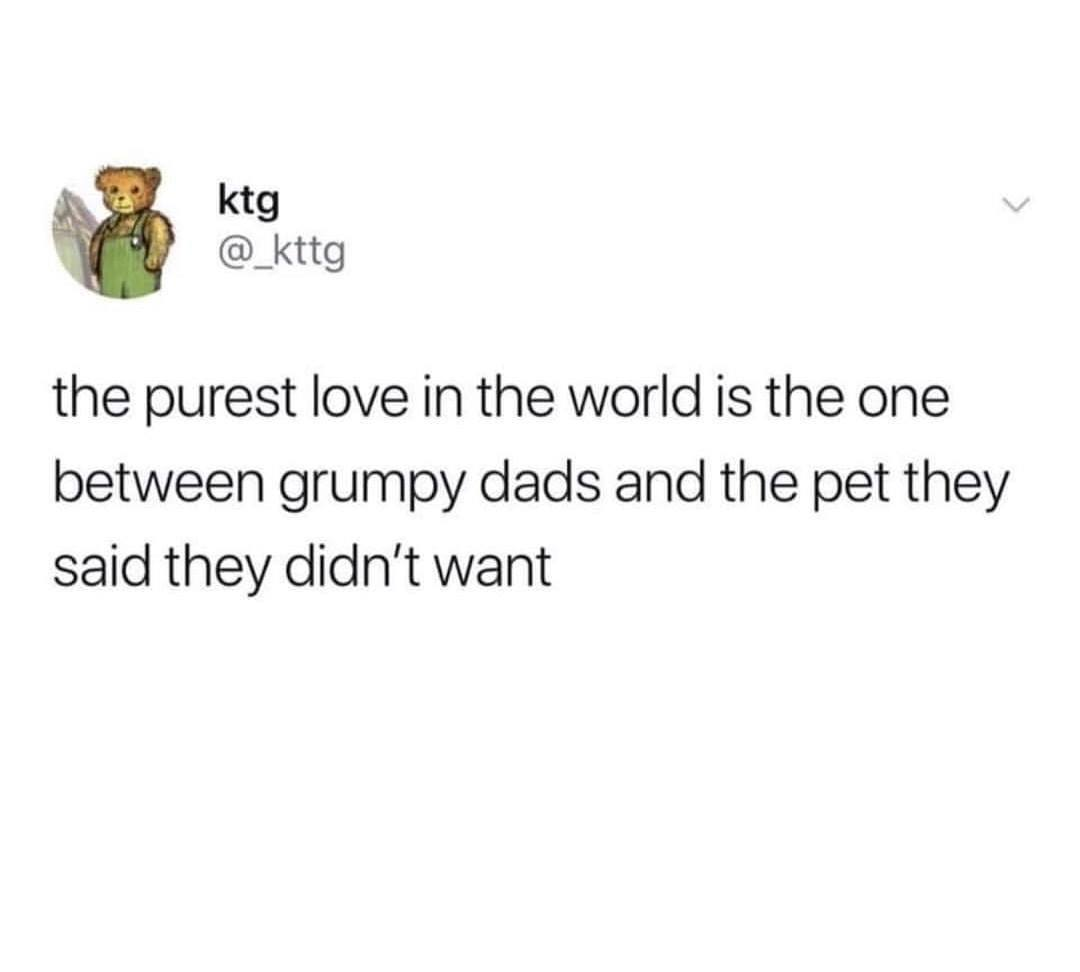 The Purest Love...