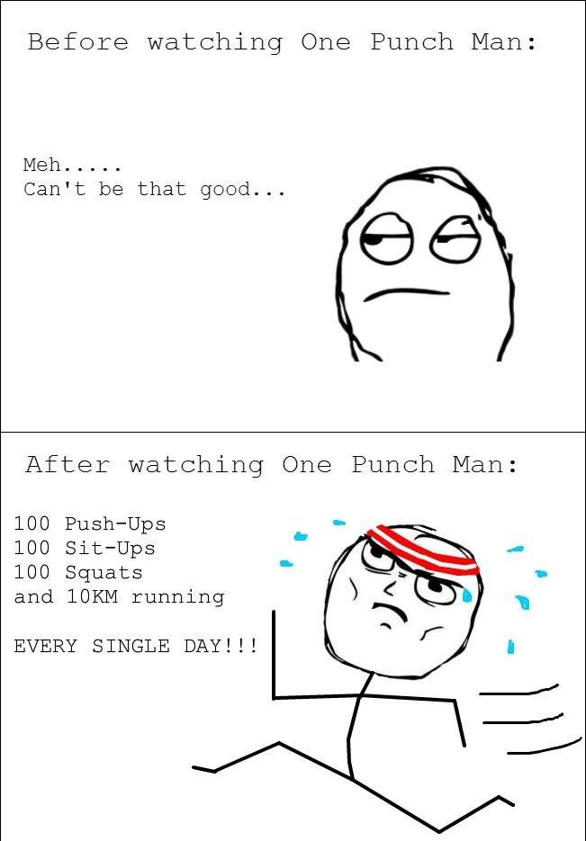 Before Watching One...