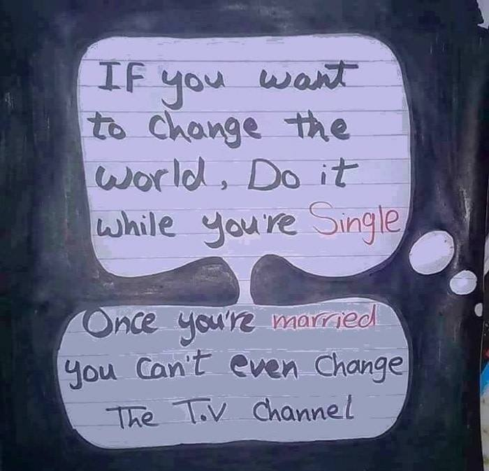 If You Want...