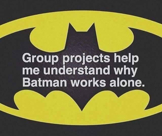 Group Projects Help...