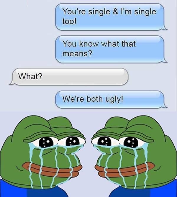 Your Single & I'm...