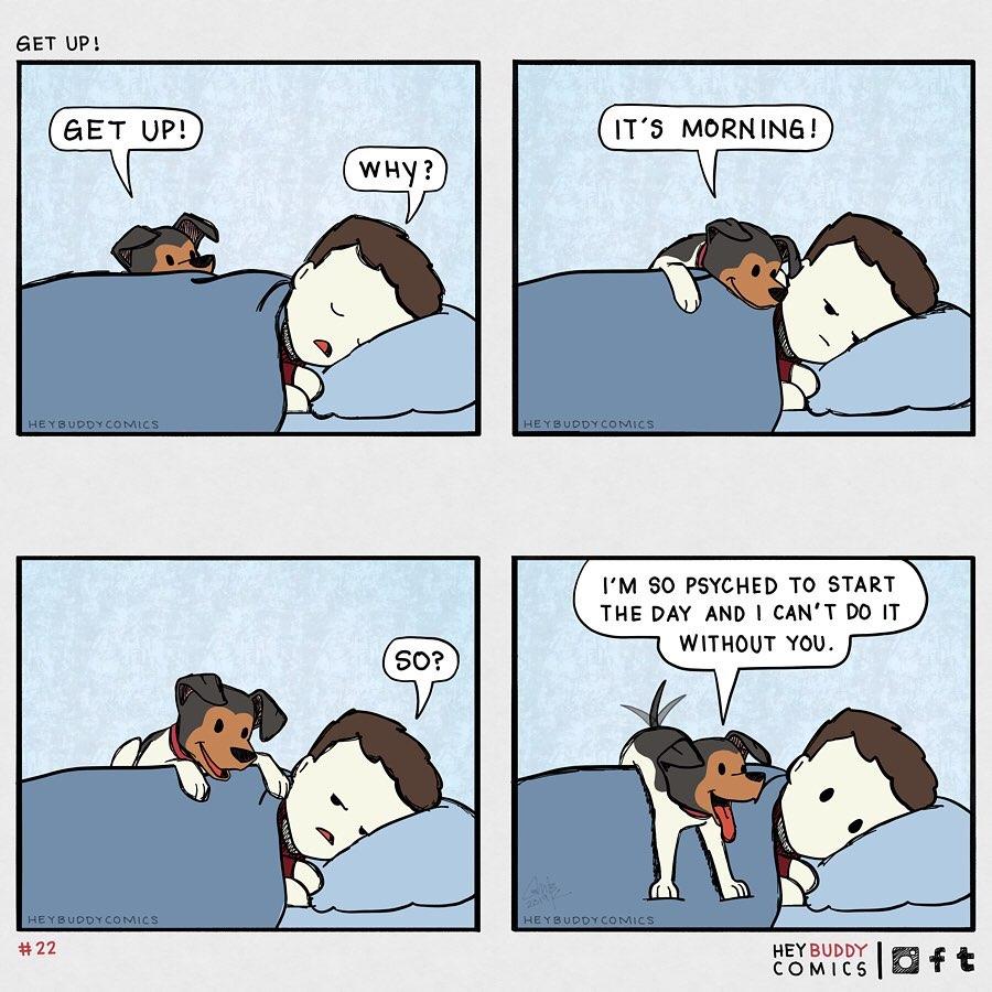 Get Up...
