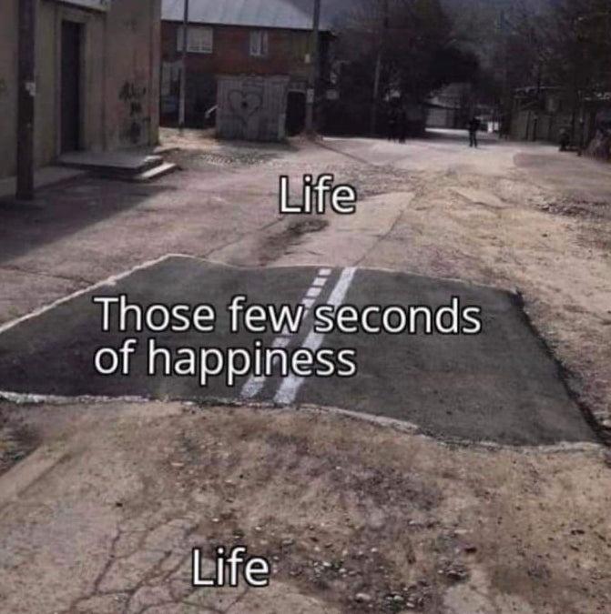Those Few Seconds...