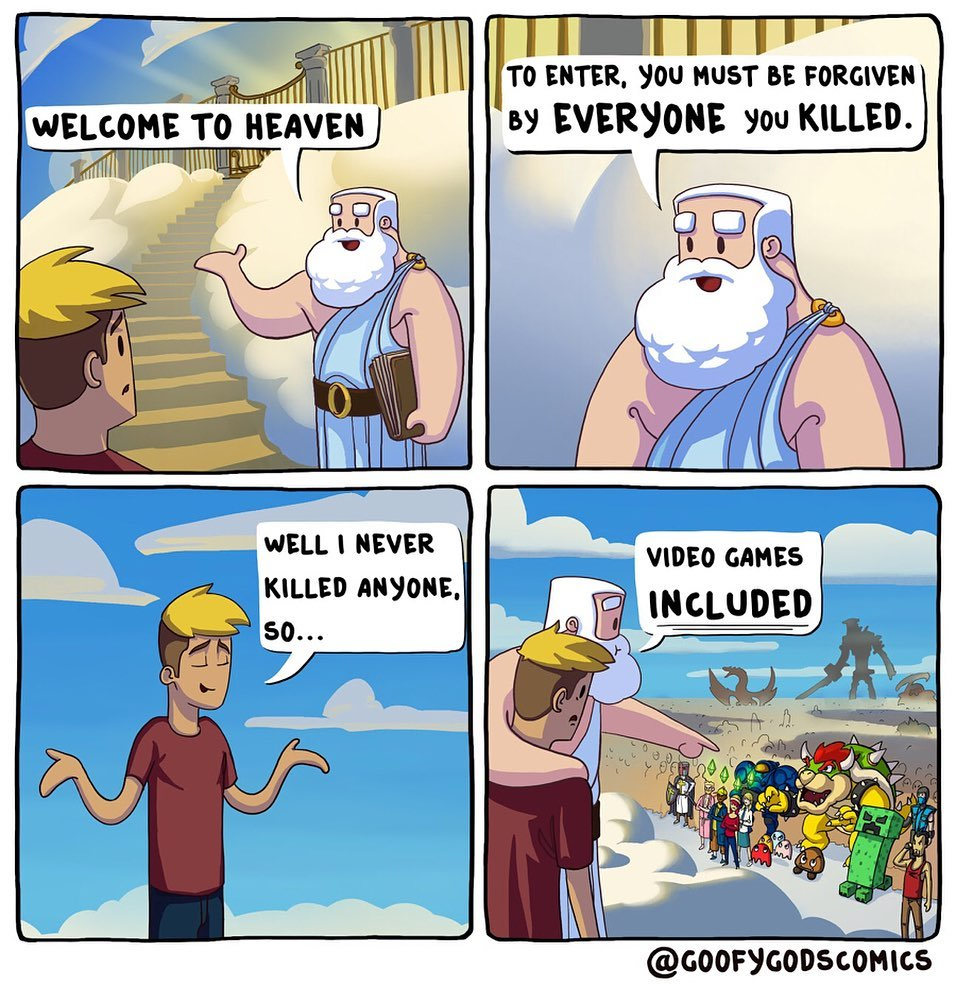 Welcome To Heaven...