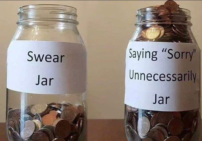 Swear Jar...