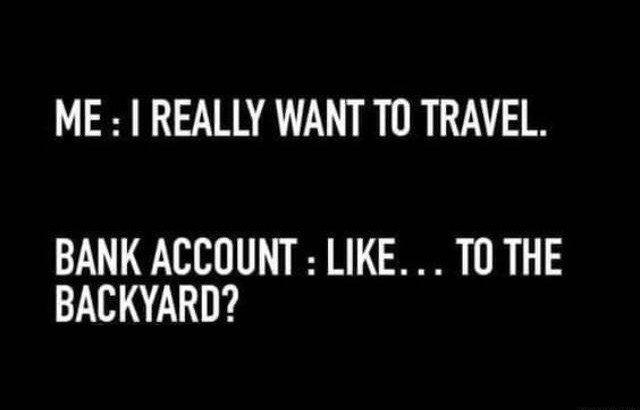 Me: I Really...