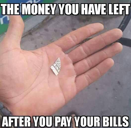 The Money You...