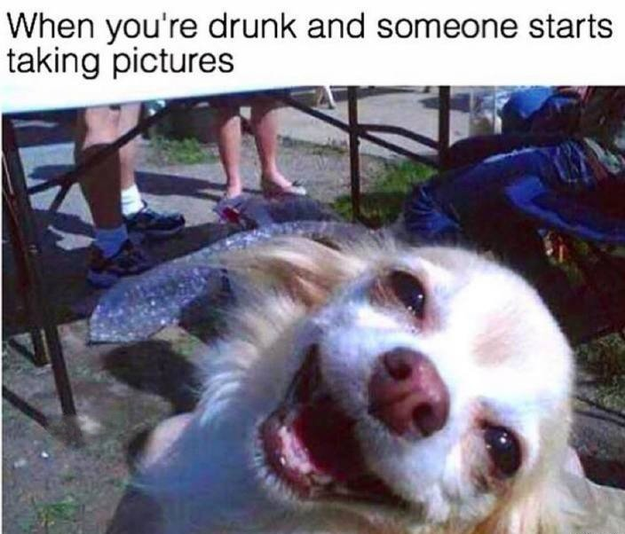 When You're Drunk...
