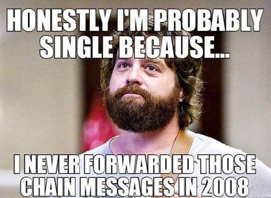 Honestly I'm Probably...