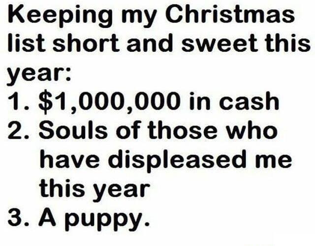 Keeping My Christmas...