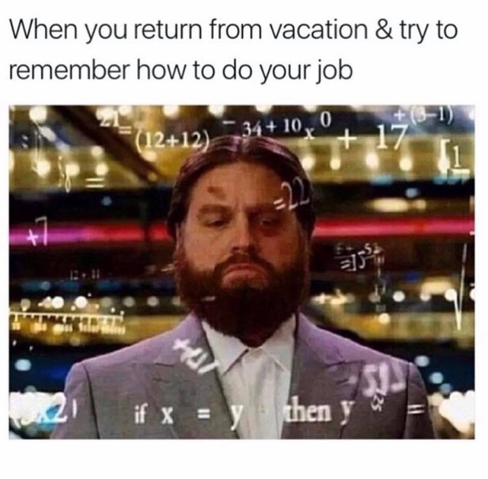 When You Return...