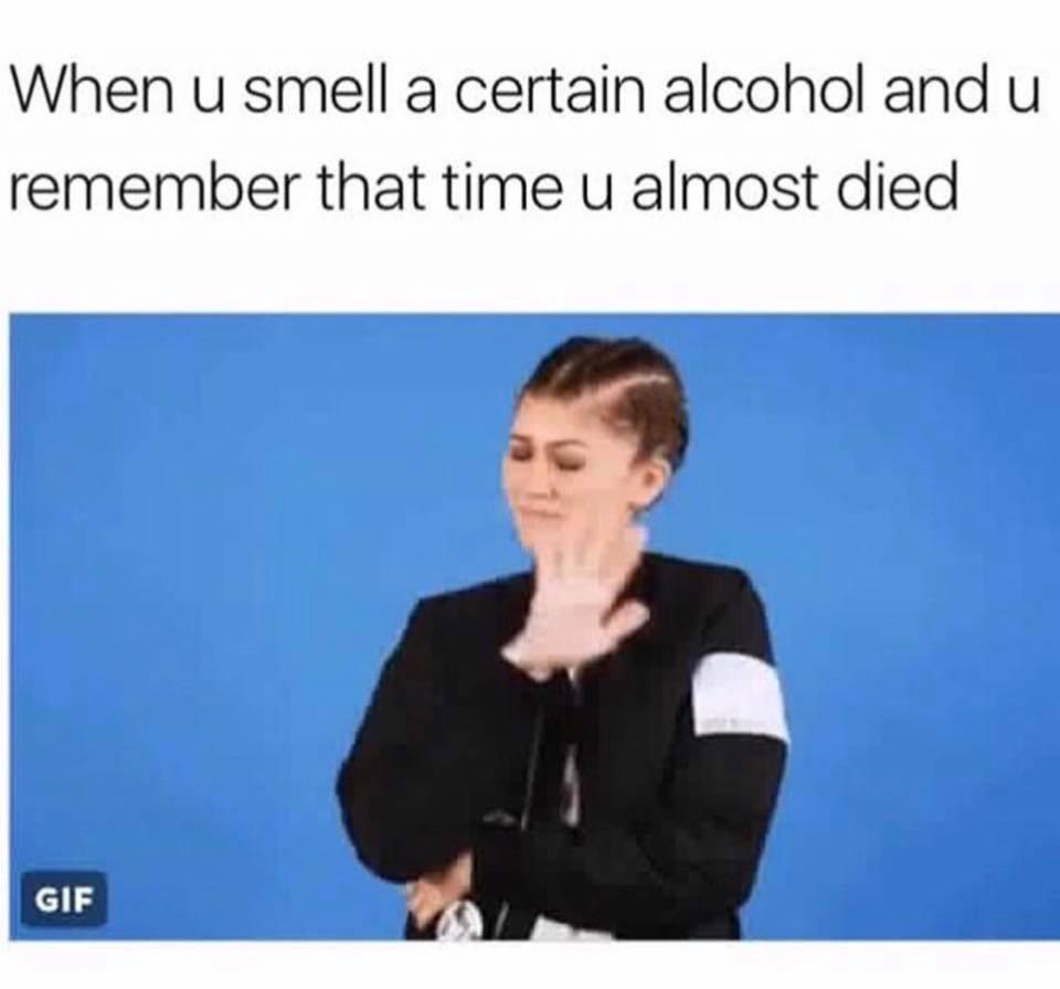 When U Smell...