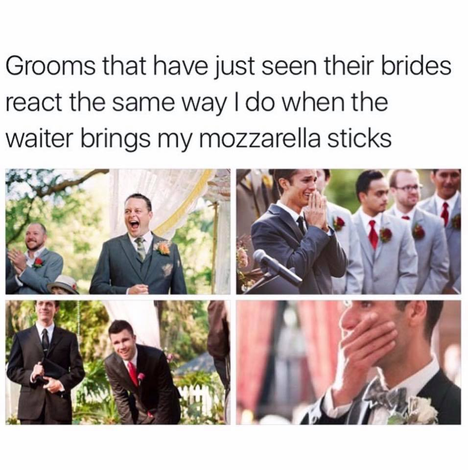 Grooms That Have...