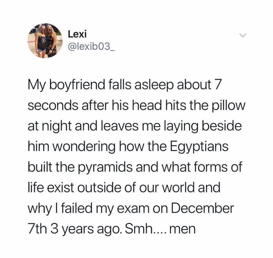 My Boyfriend Falls...
