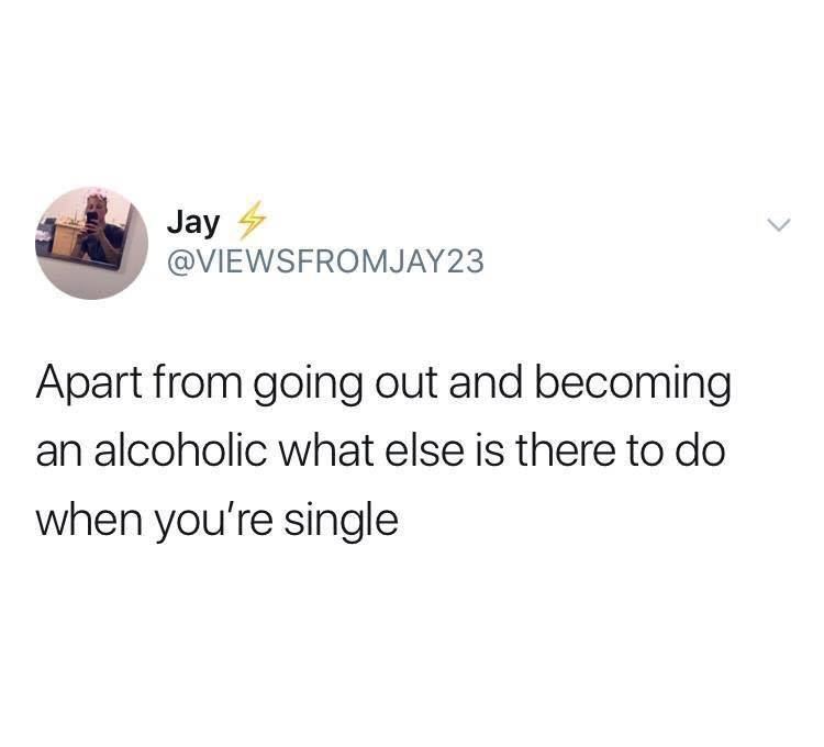 Apart From Going...