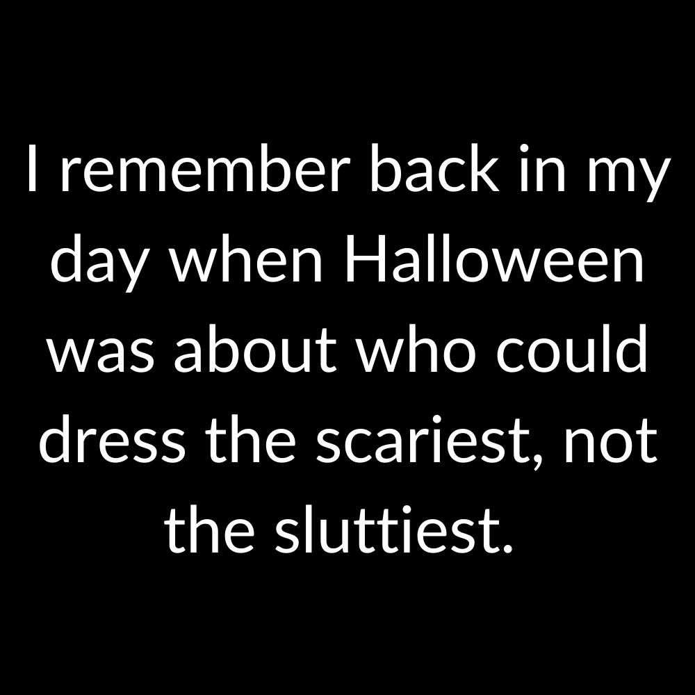 I Remember Back...