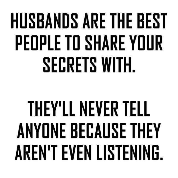 Husbands Are The...